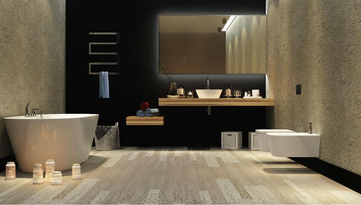 Travertino Floor #2