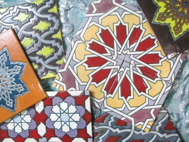Керамічна плитка #1