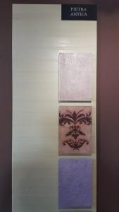 Pietra Antica. Виставковий стенд.