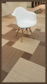 Линия Флор. Marmorino & Travertino Floor
